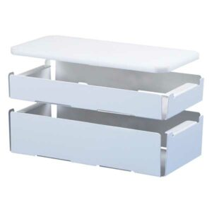 Max Cooler Companion - Stackable, interlocking cooler tray system