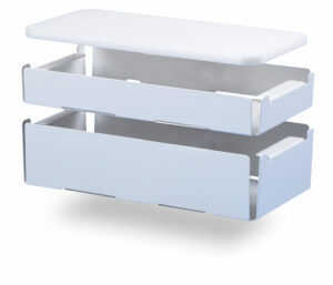 Max Cooler Companion - stackable cooler tray system